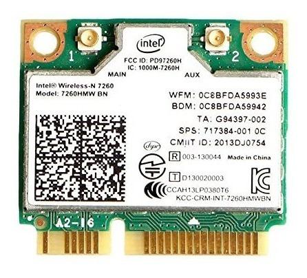 Intel® Wireless-n 7260