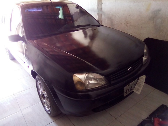 Ford Fiesta Sedan 1.6 . 8. Valv, Completo