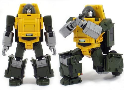 Transformers Mp Badcube Brawny Ots-02 2017 Edition Faltantes
