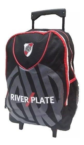 Mochila Carrito Oficial River Plate- Rp591