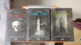Série Asylum Completa 7 Livros Frete Gratis