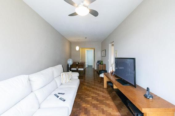 Apartamento No 12º Andar Mobiliado Com 2 Dormitórios E 1 Garagem - Id: 892991047 - 291047
