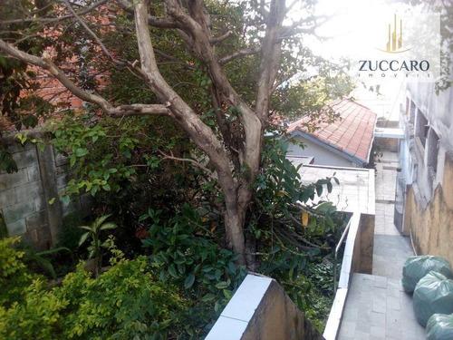 Terreno À Venda, 203 M² Por R$ 400.000 - Vila Progresso - Guarulhos/sp - Te0804