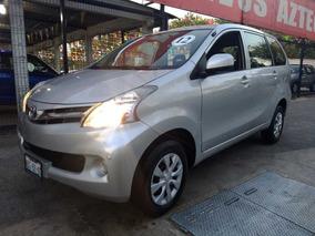 Bonita Camioneta Toyota Avanza 1.5 Premium Mt Mod-2012