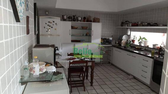 Excelente! Apartamento Com 4 Dormitórios À Venda, 217 M² Por R$ - Tamarineira - Recife/pe - Ap10238