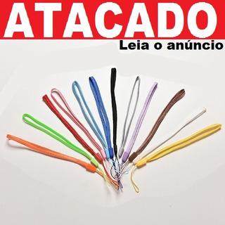 Cordinhas 17cm Cordões Corda Celular Pen Drive Chaveiro Mp3