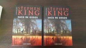 Saco De Ossos Vol. 1 E 2 - Stephen King
