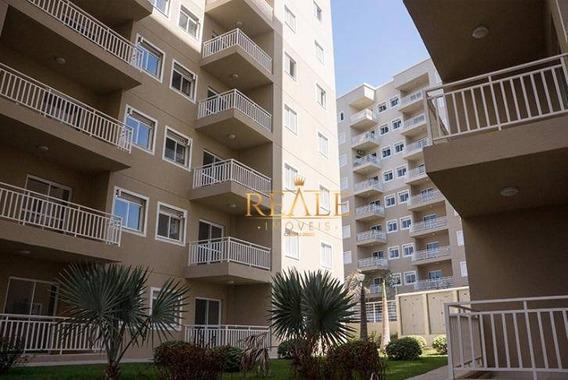 Apartamento À Venda, 72 M² Por R$ 339.000,00 - Residencial Felicitá - Louveira/sp - Ap0650