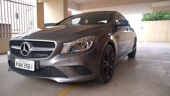 Mercedes-benz Classe Cla 1.6 Vision Turbo Flex 4p 2016