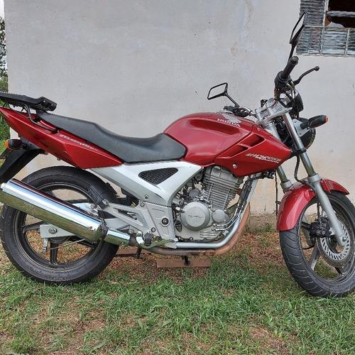 Imagem 1 de 7 de Honda Twister Cbx250cc