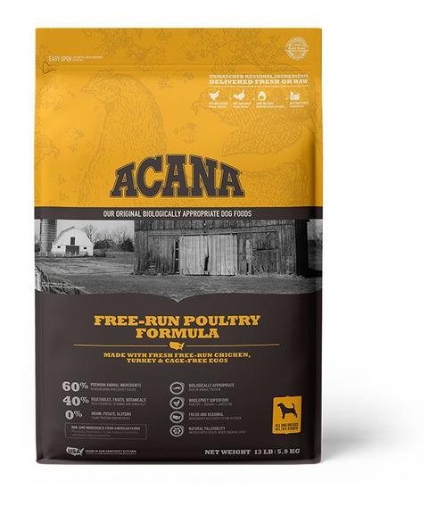 Alimento Para Perro Premium Acana Free Run Poultry 5.9kg