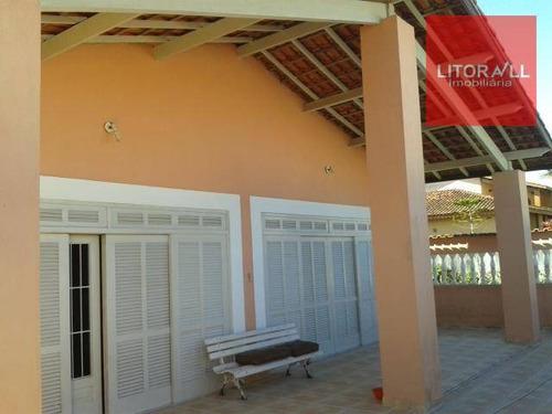 Imagem 1 de 30 de Casa Residencial À Venda, Cibratel Ii, Itanhaém - Ca0015. - Ca0015