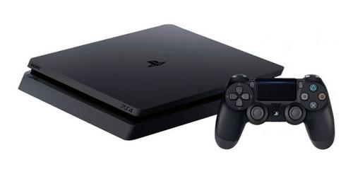 Sony PlayStation 4 Slim 1TB FIFA 21  color negro