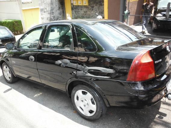 Corsa Sedan 2005 Max 1.0+ Bonito Carro
