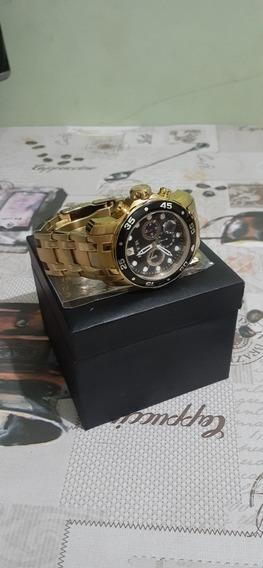 Relógio Invicta Original | Dourado