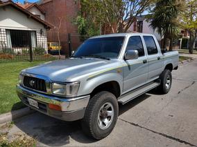 Toyota Hilux 3.0 D/cab 4x4 Srv 2001