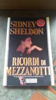 Libros En Italiano, Ricordi Di Mezzanotti. Sidney Sheldon