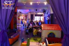 Salon Infantil Villa Del Parque. Base 30 Chicos 25 Adultos