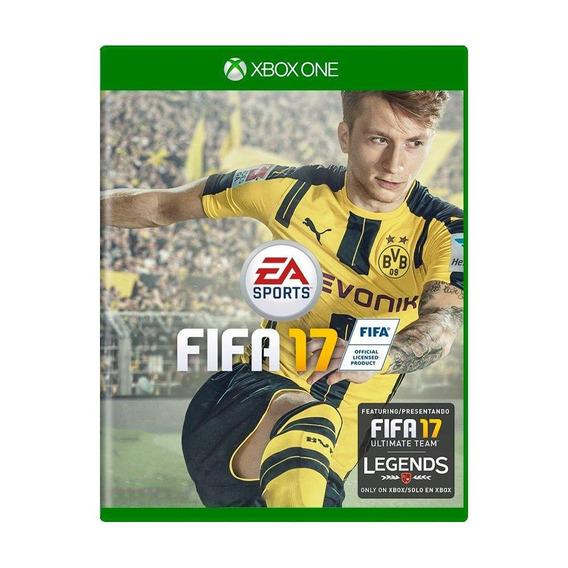 Fifa 17 Fifa 2017 Xbox One Mídia Física Pronta Entrega
