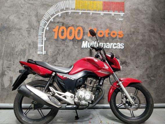 Honda Cg 160 Fan 2017 Otimo Estado Aceito Moto