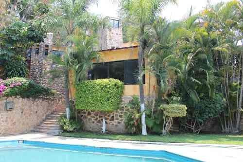 Hermosa Residencia Estilo Mexicano A Orilla Del Lago Teques