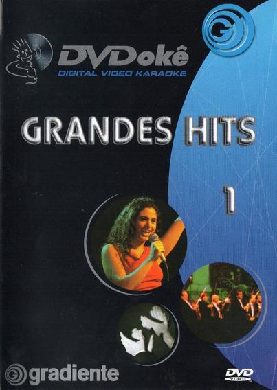 Dvd Grandes Hits 1 - Dvd Okê