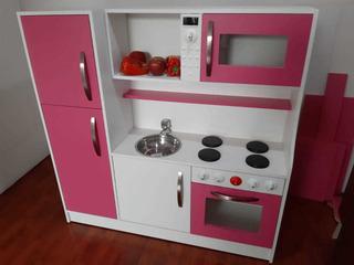 Cocina De Juguete,para Niñas Y Niños