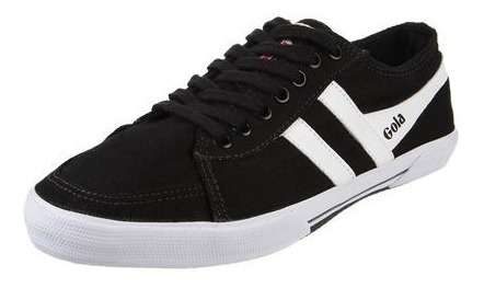 Zapatillas Gola Super Quarter Negro