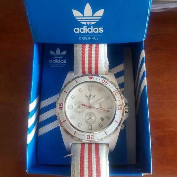 Relógio adidas Branco. Original