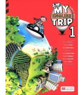 My English Trip 1 - Pupil´s + Activity Book - Macmillan