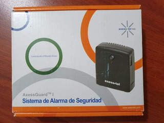 Sistema De Alarma De Seguridad Axessguard
