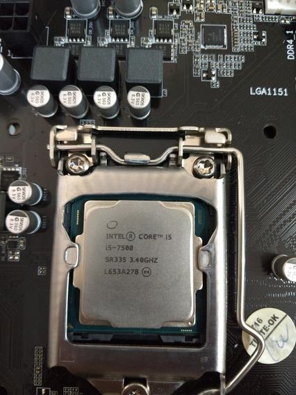Processador Intel Core I5 7500
