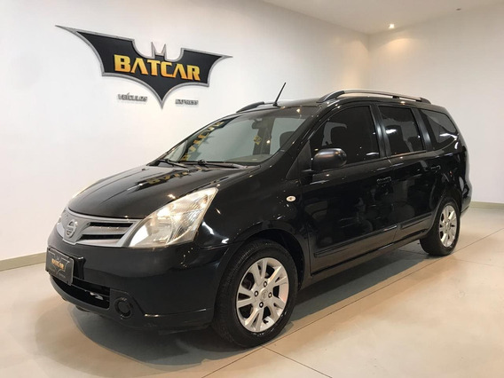 Nissan Grand Livina 1.8 S 16v Flex 4p Manual