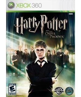Orden Del Fénix De Harry Potter - Xbox 360