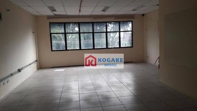 Sala Para Alugar, 400 M² Por R$ 3.000/mês - Centro - São José Dos Campos/sp - Sa1060