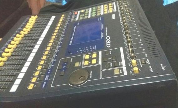 Mesa De Som Digital 03d Yamaha Usado