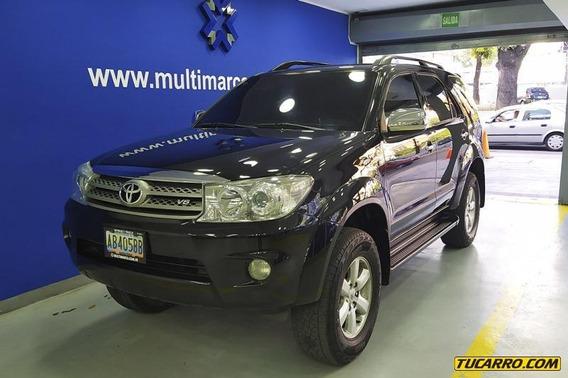 Toyota Fortuner Sr-multimarca