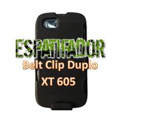 Clip De Cinto Combo 2 Partes Nextel Master Xt605