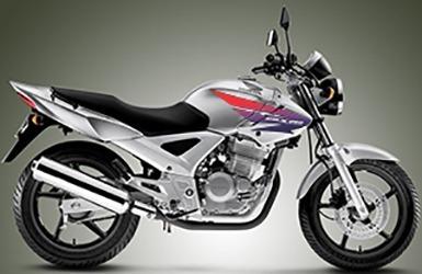 Adesivos Twister 250 - Yamaha Fazer 250