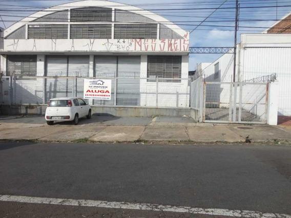 Barracão Para Locação Em Campinas-sp De Frente Para Rodovia Anhanguera - 7420