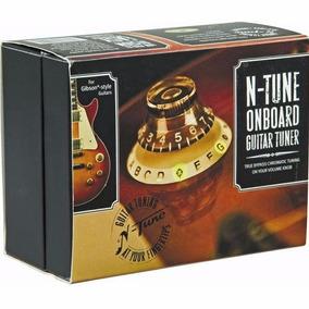 Afinador N-tune Onboard Tuner Para Guitarra Les Paul