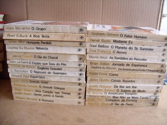 Lote Com 29 Livros Diversos Coleçao Grandes Sucessos Abril