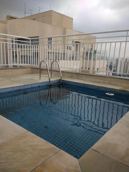 Penthouse Cobertura, 4 Dormitórios À Venda No Condomínio Parque Clube Guarulhos, 274 M² Por R$ 1.300.000 - Vila Augusta - Guarulhos/sp - Ph0001