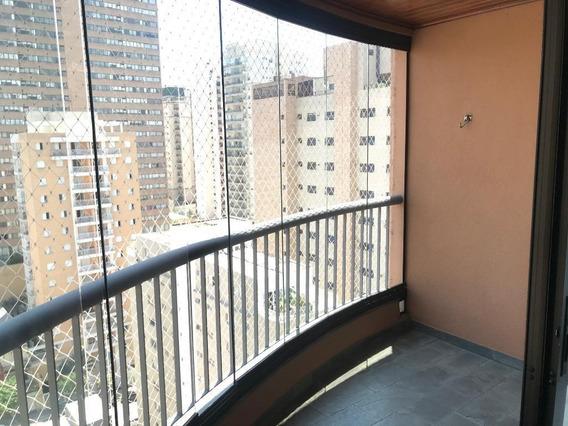 Apartamento Com 3 Dormitórios Para Alugar, 88 M² Por R$ 3.000,00/mês - Perdizes - São Paulo/sp - Ap20451