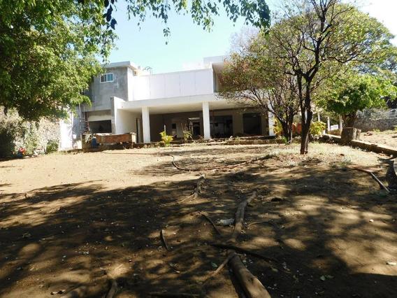 Terreno Con Construcción, Colonia Reforma, Cuernavaca Morelos