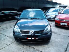 Renault Clio 1.6 Expression Sedan 16v Gasolina 4p Manual