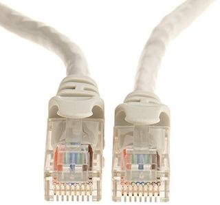 Amazonbasics Cable De Red Ethernet Cat5e Gris Claro