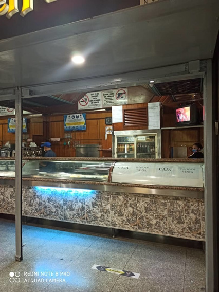 Restaurant En Alquiler En Parque Central 04142262821 Maria S