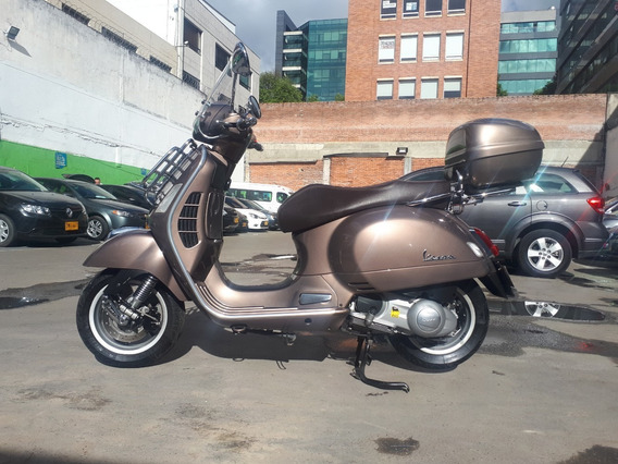 Vespa Gts 300 Touring