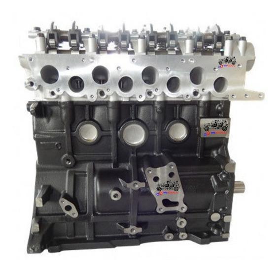 Motor Com Cabeçote Hr 2.5 8v 2009 C/ Nfe Novo